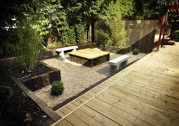 Landscaping Contract & Garden Design Loughlinstown, Dublin.