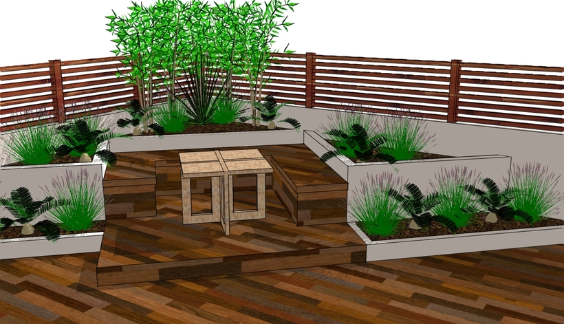 CAD Drawings Of Gardens Designs In Ireland   Landscaping.ie