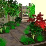 CAD Drawings of Gardens in Ireland