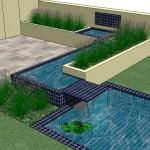CAD Drawings of Garden Design in Ireland