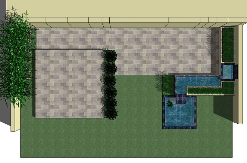Cad drawings of garden design ireland landscaping for Garden designs ie