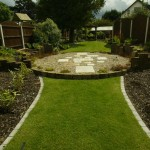 Garden Landscaped with a Modern Design - Landscaping.ie