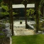 Garden Area Landscaped by Kevin Baumann