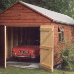 Car Garage shed Large