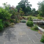 Liscannor patio and waterfaeture