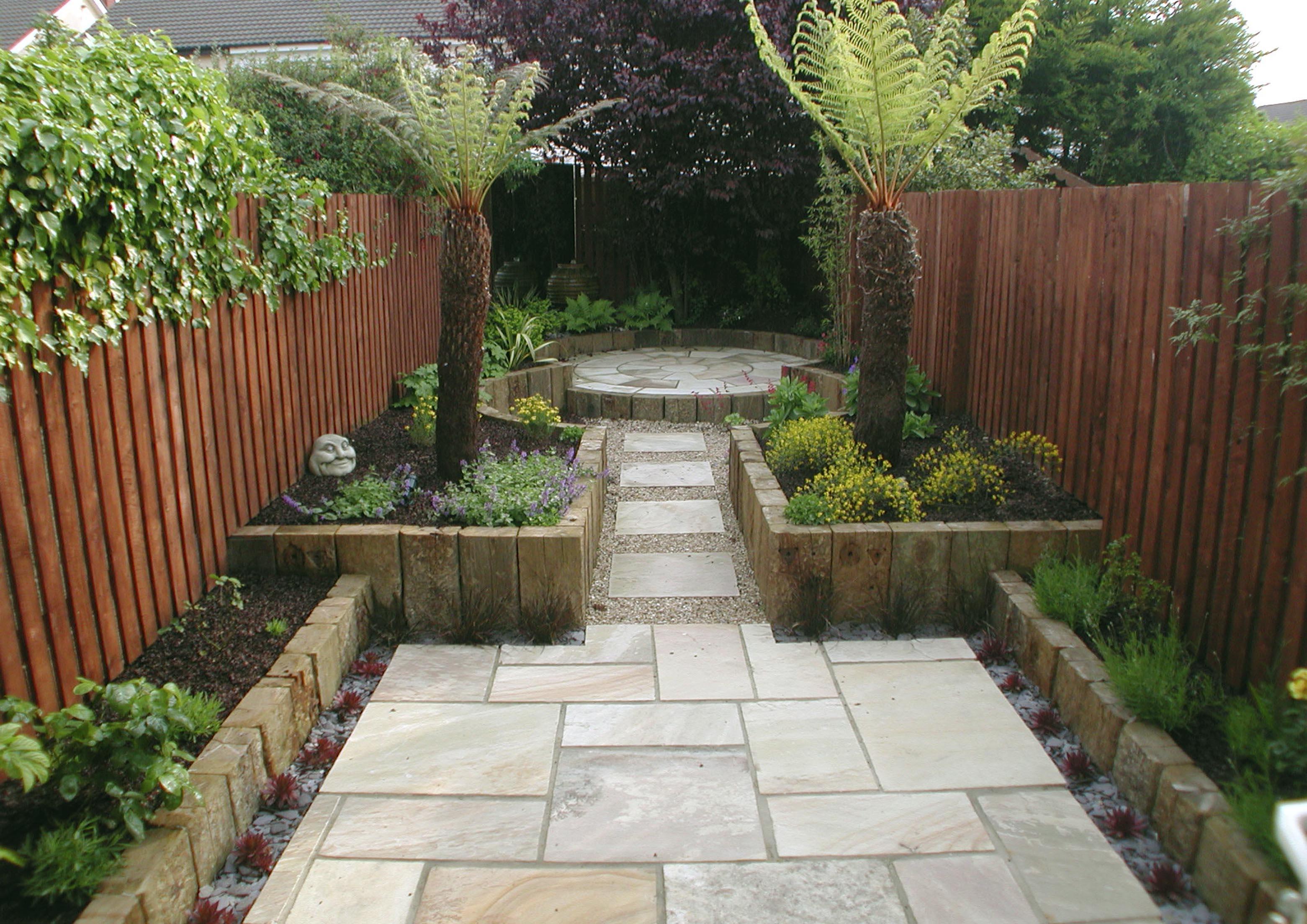 Garden Fencing Design Dublin
