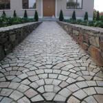 Quartzite fan path