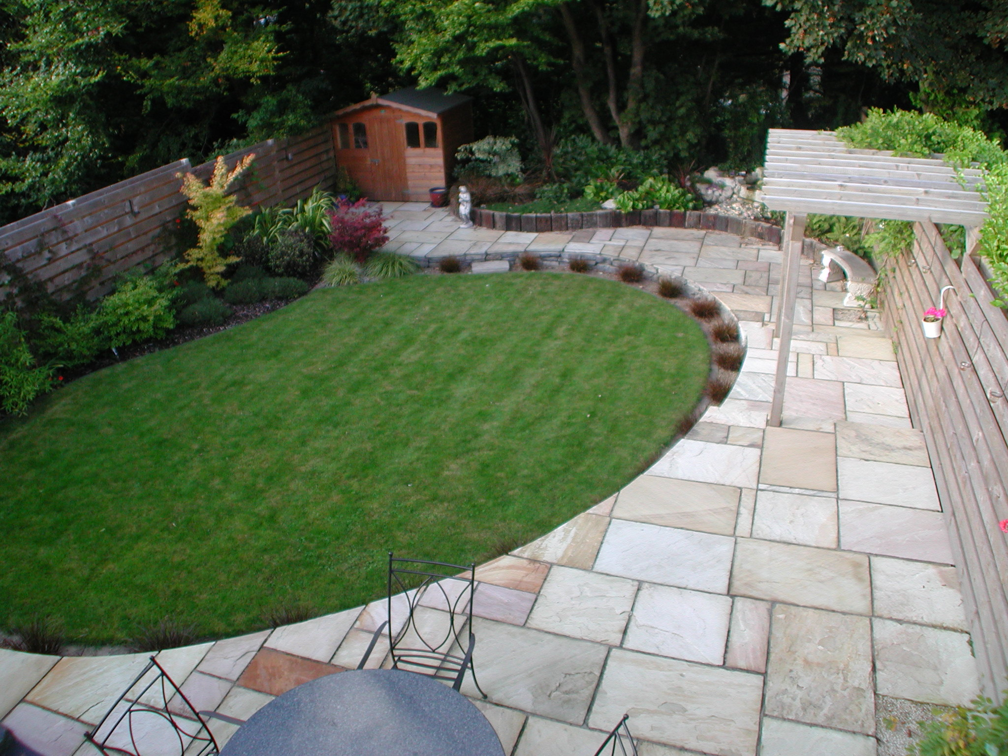 Patios and paving dublin wicklow for Design a patio online