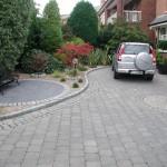 Cobblelock driveway