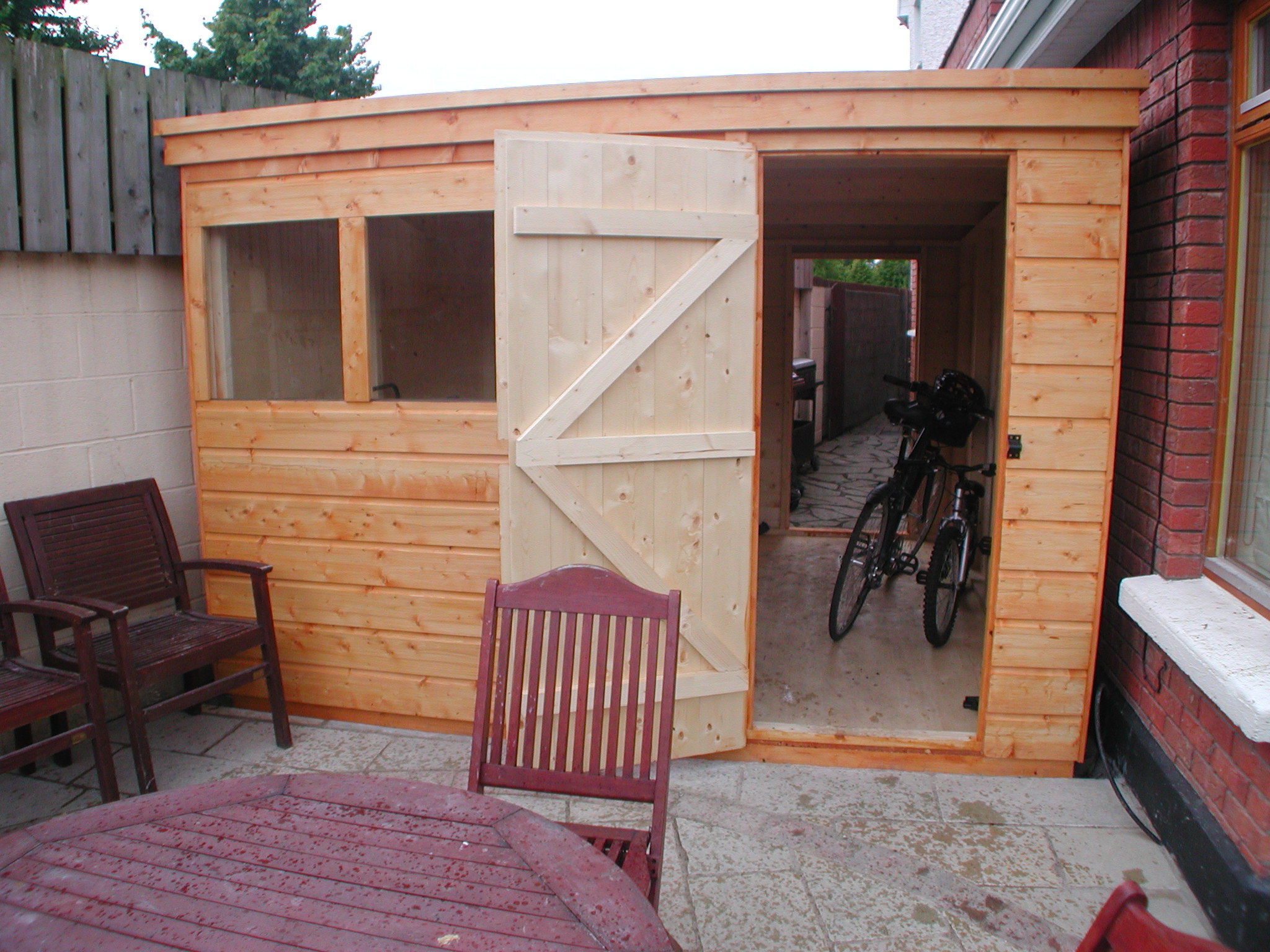 Garden Sheds Dublin And Wicklow Landscaping Ie