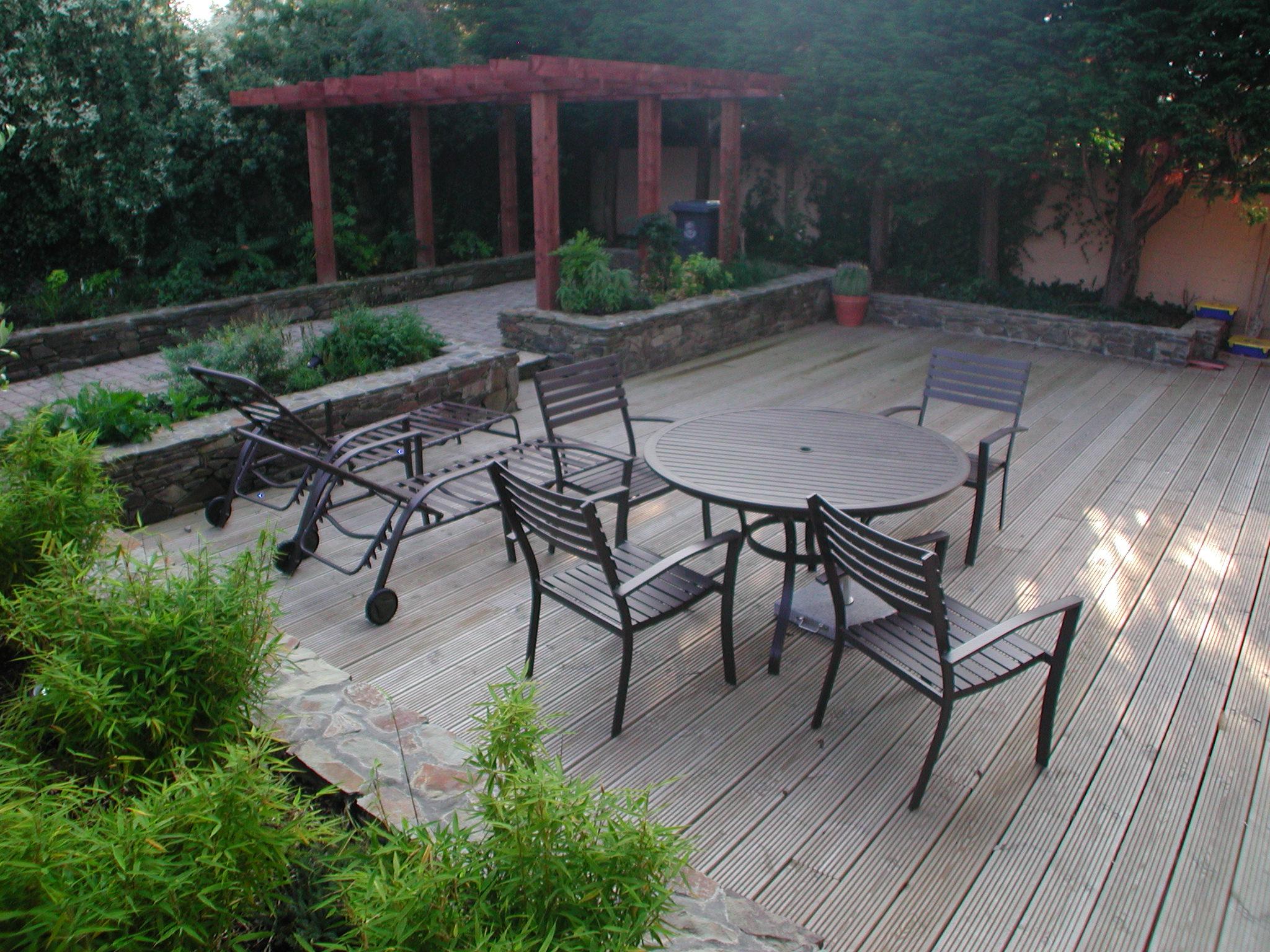 Dalkey dublin landscaping garden design driveways for Garden designs ireland
