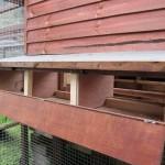 Marine ply nesting box and door