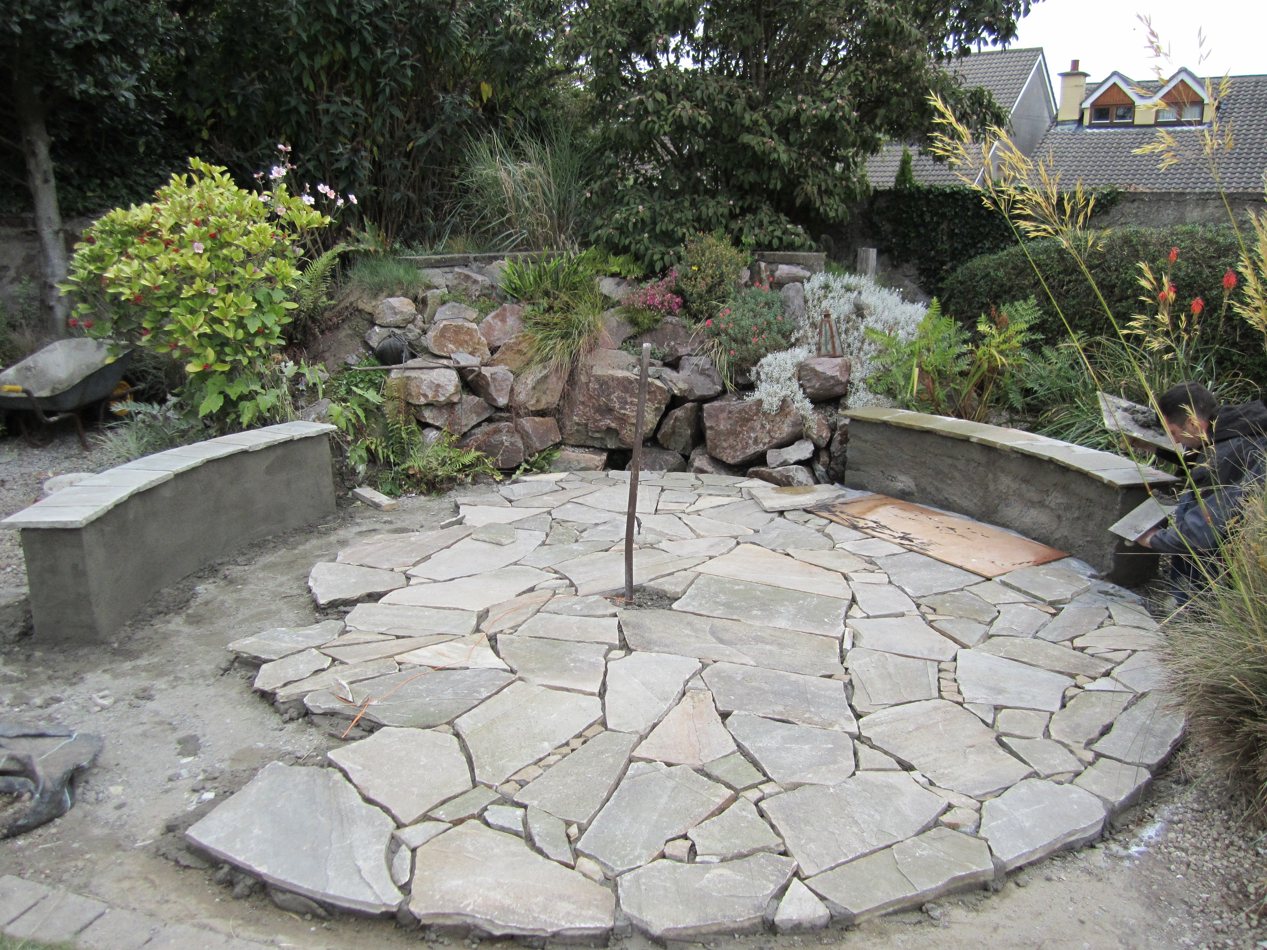 Patios and Paving Dublin & Wicklow - Landscaping.ie