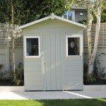Baumanns custon built garden shed