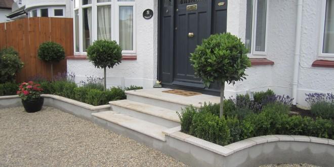 Landscaping contract garden design foxrock co dublin for Landscape design contract