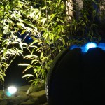 Exterior Garden Lighting Design in Dublin by Kevin Baumann