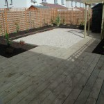 Garden Decking in Knocklyn, Dublin, Ireland