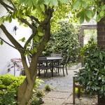 Garden Landscape Leeson Village Ireland