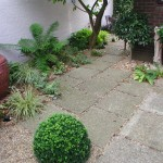 Garden Landscaped by Kevin Baumann of Landscaping.ie