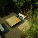 Design of a Garden in Loughlinstown by Landscaper Kevin Baumann of Landscaping.ie