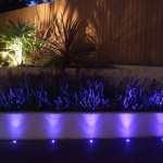 Outdoor Garden Lighting Design in Rathfarnham, Dublin, Ireland - Landscaping.ie