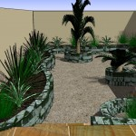 Design of a Garden in Sandyford, Dublin