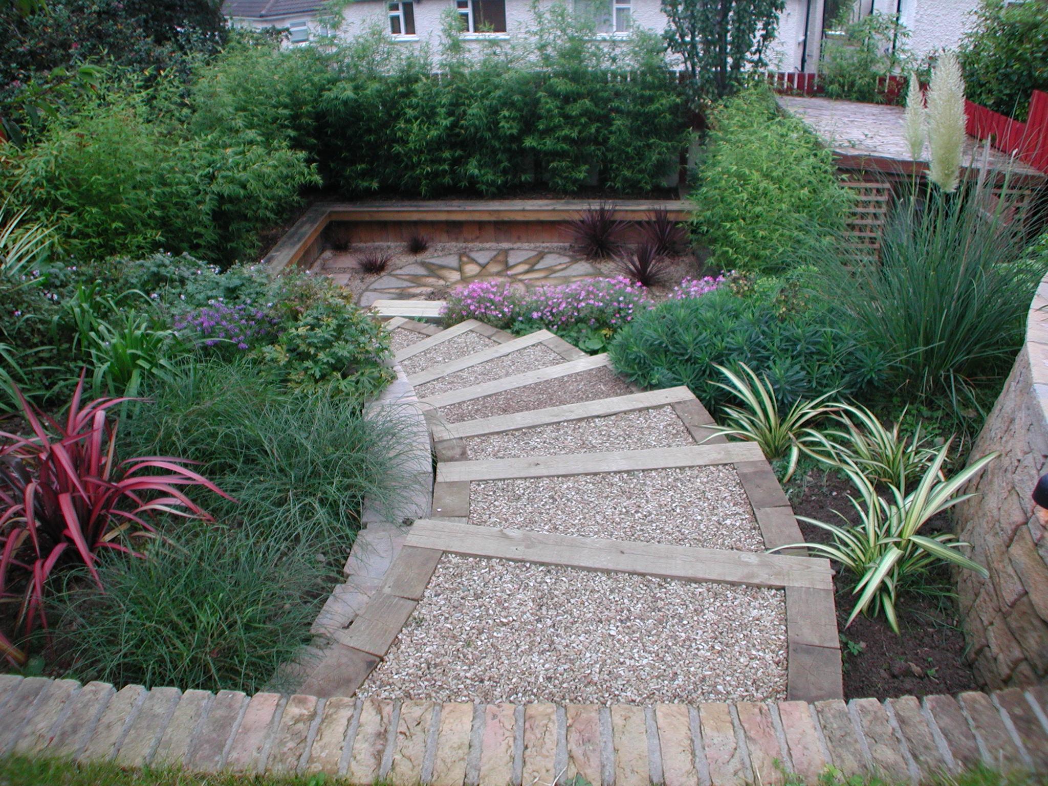 Garden patio design dublin modern patio outdoor for Celtic garden designs