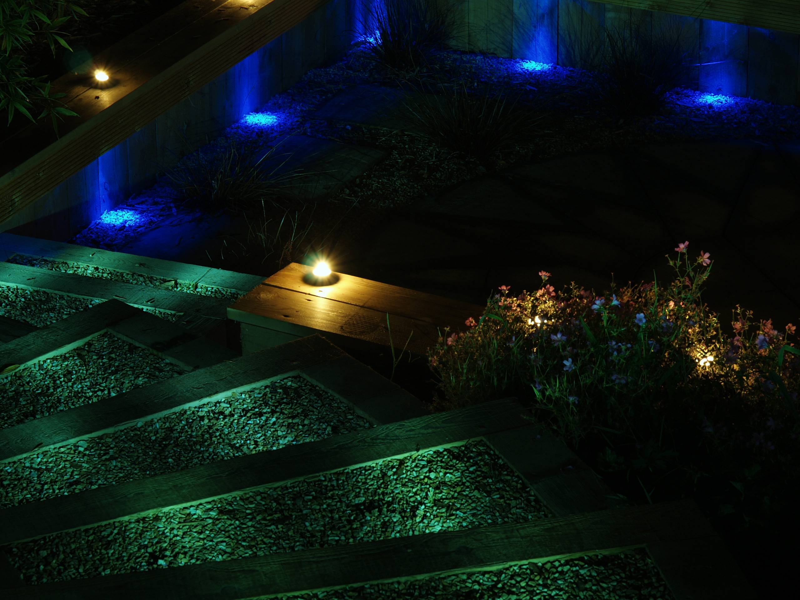 Outdoor Garden Lighting Design Services Shankill, Dublin, Ireland