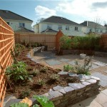 Landscaping Design in Templeogue, Dublin, Ireland