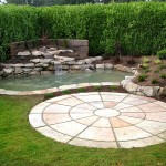 Landscaping Design and Water Feature