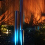 Lighting Outdoors in a Garden