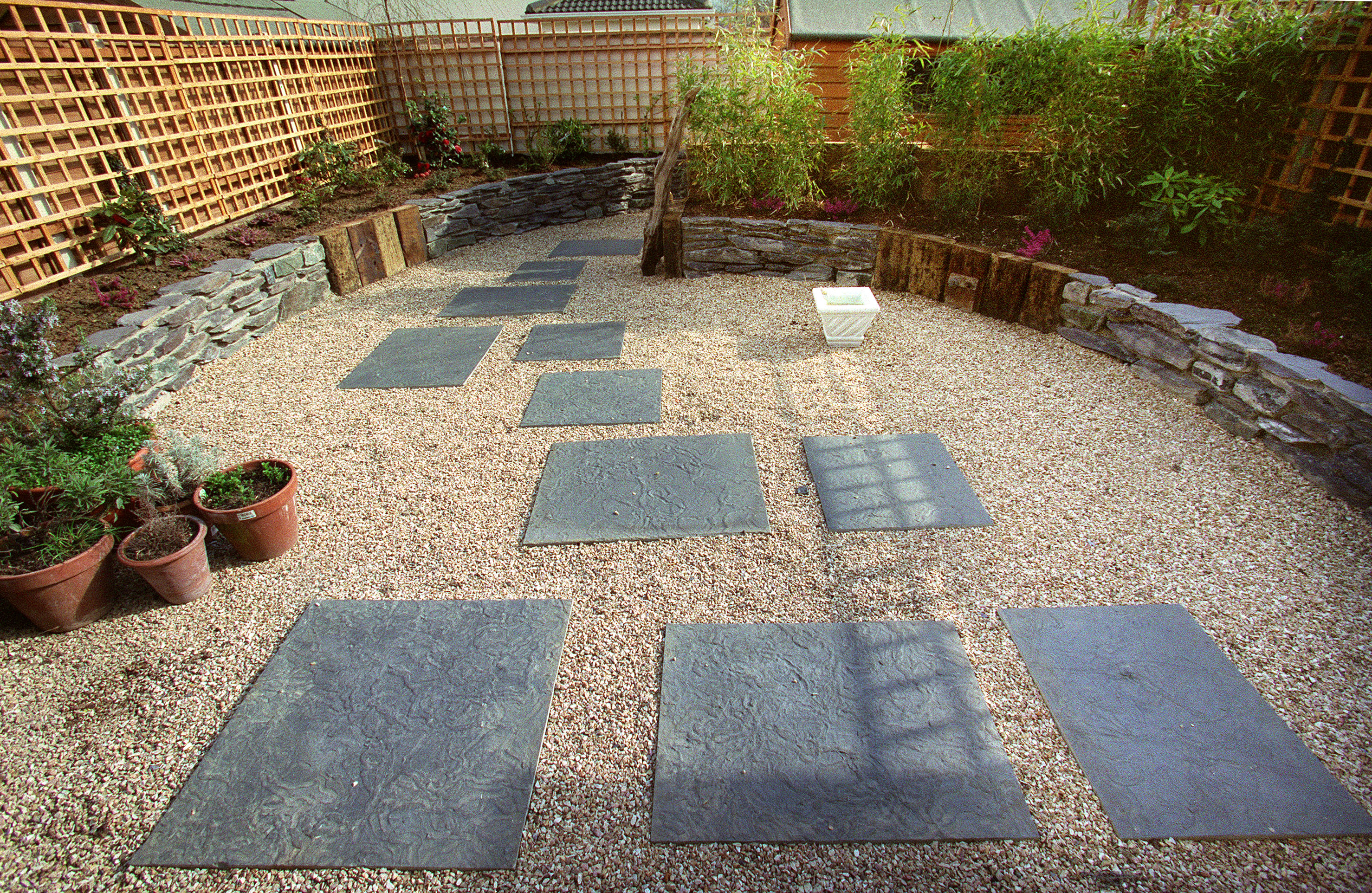 Landscapers and Garden Designers Contract, Kimmage, Co Dublin