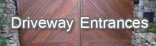driveway entrances