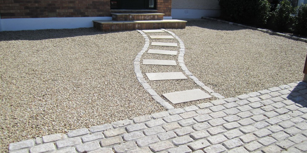 Driveways in Dublin and Wicklow