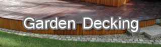 garden decking