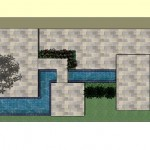 CAD Drawings of Garden Design