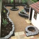Lowmaintenance garden design