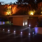 Outdoor Garden Lighting and Garden Design by Kevin Baumann - Landscaping.ie