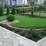 Landscaper Kevin Baumann Design of a Garden