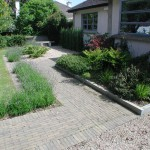 Garden Paths and Landscaping in Churchstown, Dublin, Ireland