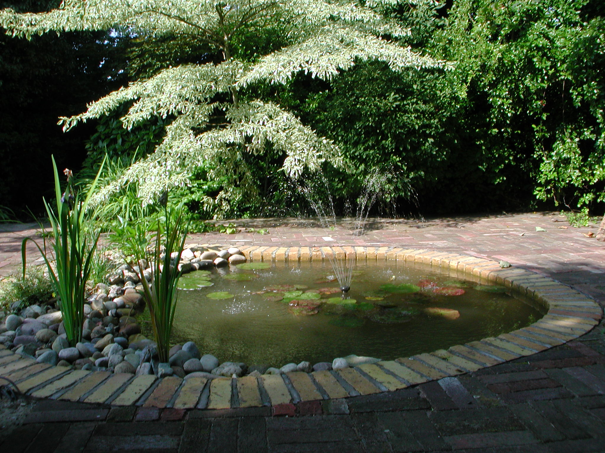 Raheny: Landscaping Garden Design and Water-feature