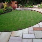 Deansgrange, Dublin, Ireland - Landscaping Design Service Example