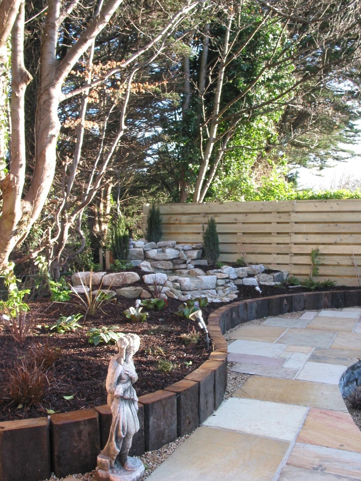 Deansgrange, Dublin, Ireland Landscaping Garden Design