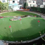 Artificial Golf Putting Green Design Ireland