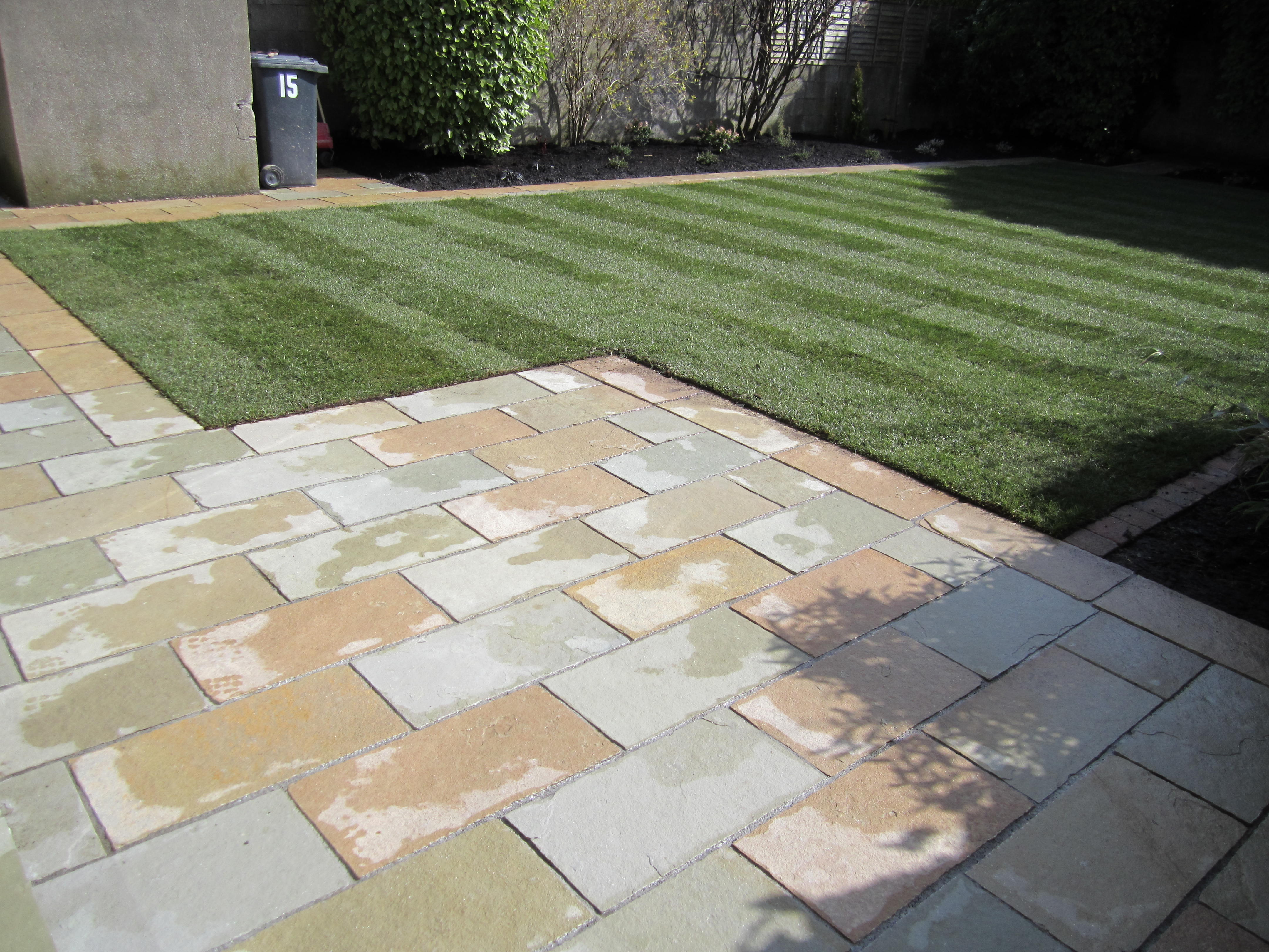 Landscaping Contract and Garden Design for Leopardstown Grove, South County Dublin