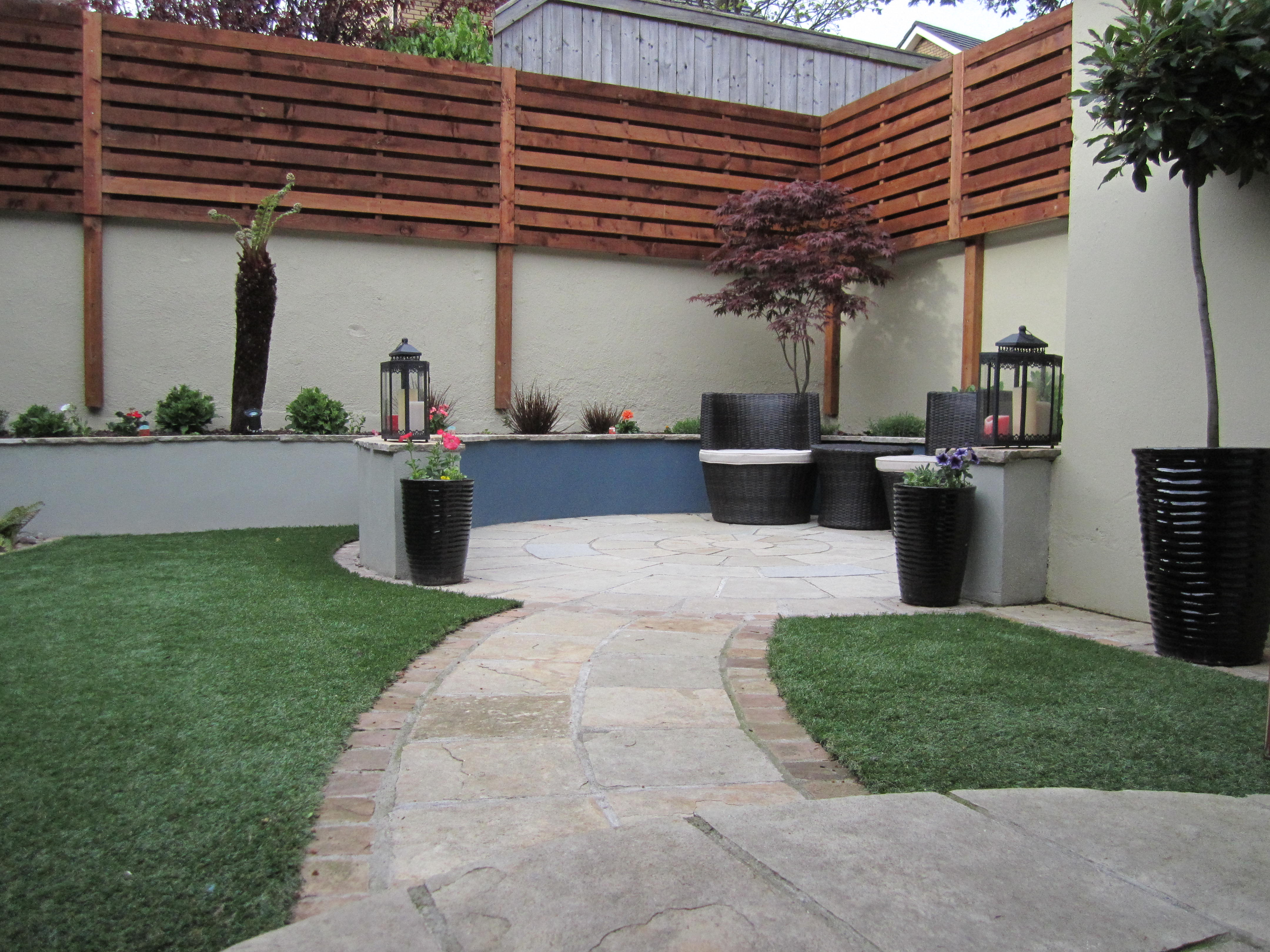 Low Maintenance Landscaping Garden Design Stillorgan, Co ...