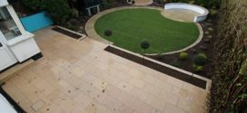 Landscaping and Garden Design Project in Foxrock, Dublin