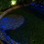 Exterior Garden Lighting Design by Landscaping.ie