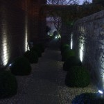 Garden Design Outdoor Lighting Leeson Village