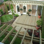 Landscape Garden Design in Monkstown by Kevin Baumann